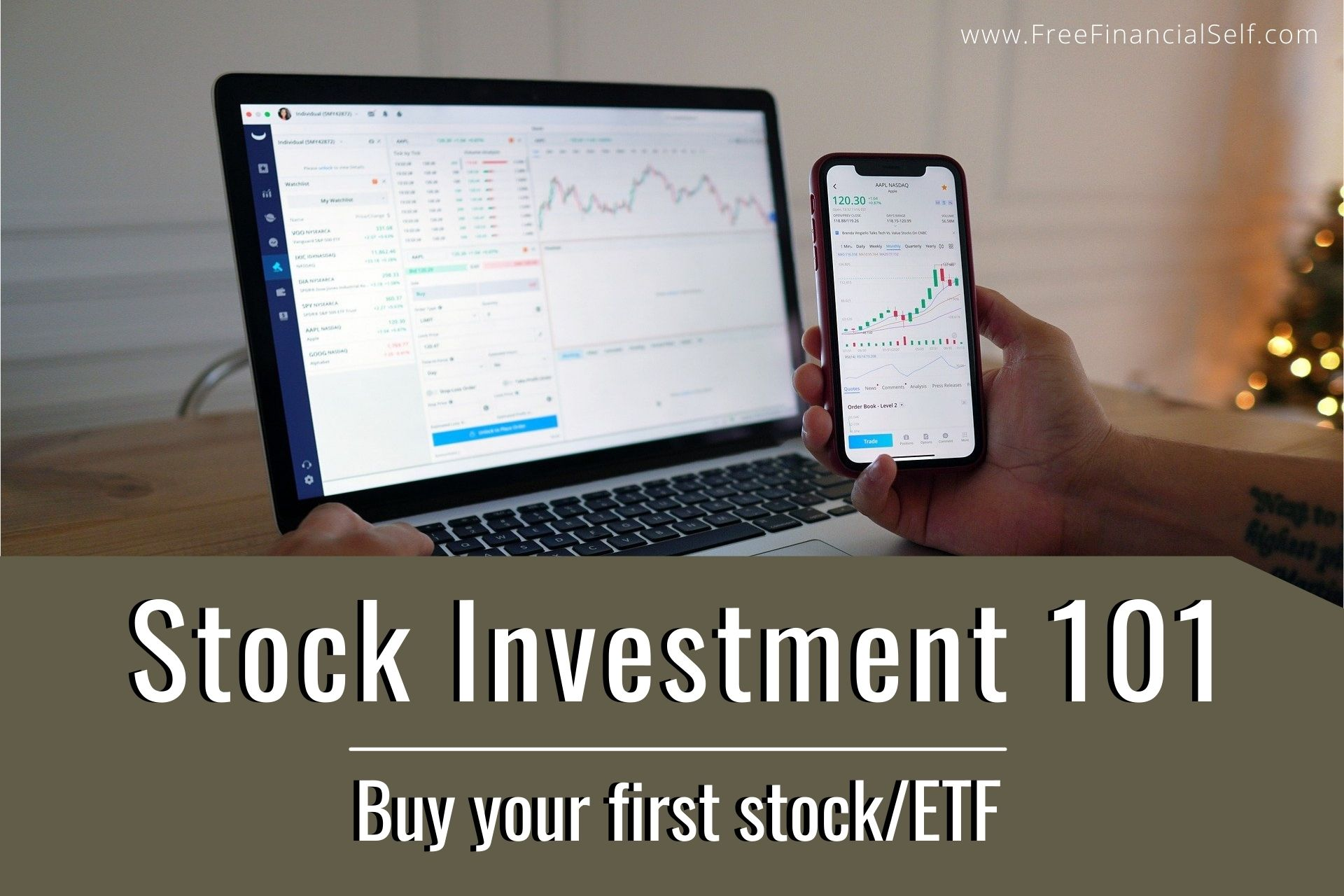 stock investment 101
